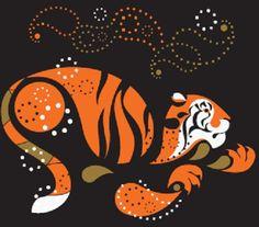 Eleanor Grosch--Bengal Tiger