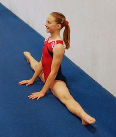 How to Do a Center Split in Gymnastics: Getting Started