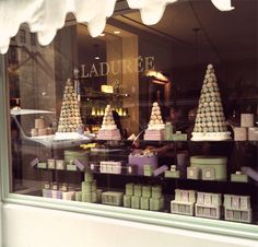 Laduree, creaters of the most
