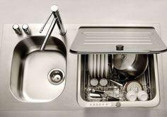 Incognito Dishwashers : KitchenAid Briva Dishwasher