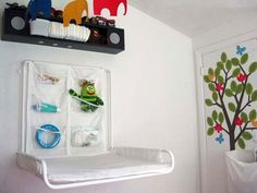 Although we often advocate using an existing piece of furniture as a changing table (and many of you think they're unnecessary altogether), we've long been curious about Ikea's Antilop changer which is potentially the best of both worlds as it has a dedicated purpose, but little impact in a small room. Knowing it was Small Space month here, Jen offers us her review of the Antilop which she uses in her twin's bedroom. Read more to see what she thinks of it.