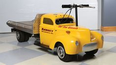 1941 Willys Flatbed Scooter