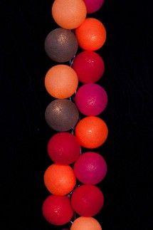 'outback' string lights