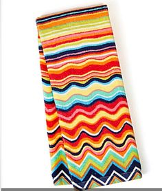 Fiesta Kitchen Towels, Calypso Floral or Stripe | Dishes, Fiestas ...