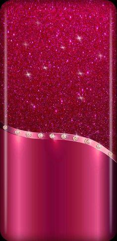 Beautiful Pink wallpaper by NikkiFrohloff - 40 - Free on ZEDGE™ Pink Diamond Wallpaper, Pink Glitter Wallpaper, Rose Flower Wallpaper, Wallpaper Nature Flowers, Bling Wallpaper, Flower Background Wallpaper, Pink Wallpaper Iphone, Cute Wallpaper Backgrounds, Cellphone Wallpaper