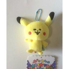 Pokemon Center 2013 Pokemomo Campaign #2 Pikachu Plush Keychain
