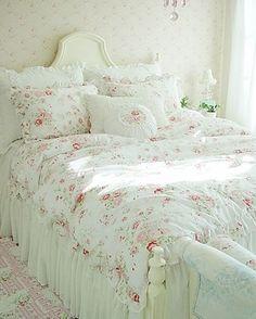 Shabby Bedding | Shabby Chic