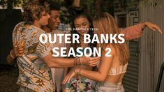 Outer Banks Season 2 Was All Set To Be Released In 2021 The Cast Was Also Busy Shooting And They Were Sharing Behind The Scenes On Outer Banks Season 2 Outer