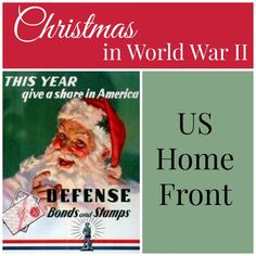 Christmas in World War II - The US Home Front. Many traditions changed due to separation, shortages, and rationing - but the most important remained. On Sarah Sundin's blog.