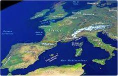 Resultado de imagem para mapa frança politico