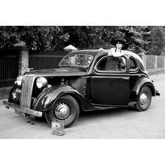 Wynajem auta na śluby lub sesje fotograficzne Ford Pilot V8