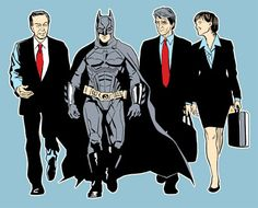 Law & Order & The Batman
