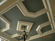dining room ceiling idea