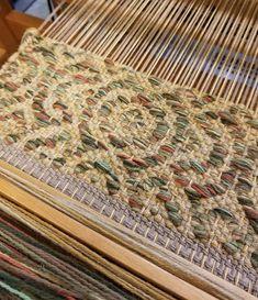 True North Textiles - Custom Handwoven Rugs — Recent Project: Ballard Rug