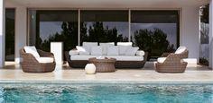 Sofa-Set Sitzgruppe Outdoor Möbel-Unopiu Zubehör