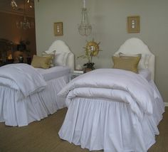 love these fluffy comforters...