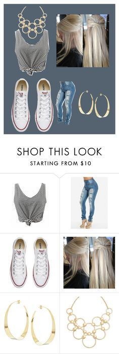 Ready for the day by journey-henry on Polyvore featuring Converse, Vera Bradley and Lana
