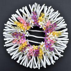 Wianek kwiatowy Nr 523