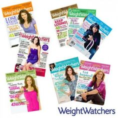 4-Year Weight Watchers Magazine Subscription : $15.96 (6/5 only)