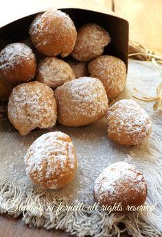 castagnole di carnevale classiche ricetta e procedimento castagnole fritte ricetta
