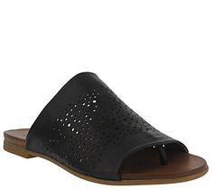 30237a84f63 Spring Step Leather Thong Sandals - Geti