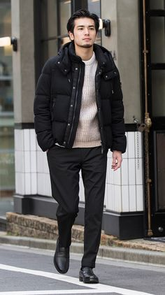 Men Closet, Business Shoes, Outfit Grid, Night Outfits, Fitness Fashion, Style Guides, Winter Fashion, Menswear, Mens Fashion