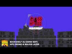 Major Lazer & Ape Drums feat. Busy Signal - Way We Do This (Bookshelf Riddim) (DJ Shine Edit) #EDM #MOOMBAHTON