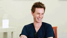 He is the god of tousled hair. 17 Reasons You Should Love Eddie Redmayne Westminster, Eddie Redmayne Fantastic Beasts, Cambridge, The Danish Girl, Tousled Hair, Fantastic Beasts And Where, Julianne Moore, Universal Pictures, Les Miserables