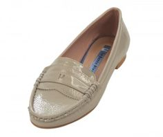 Gray Liverpool Loafer - Loafers - Collection