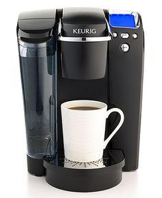 Keurig K75 Single Serve Brewer, Platinum - Electrics - Kitchen - Macy's