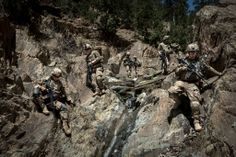 2013: The Year in Pictures - The New York TimesThe Third Brigade Combat Team of the 101st Airborne Division, known as the Rakkasans, climbed down from the mountains.
