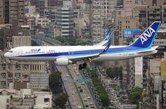 All Nippon Airways (ANA) Boeing 767-381/ER
