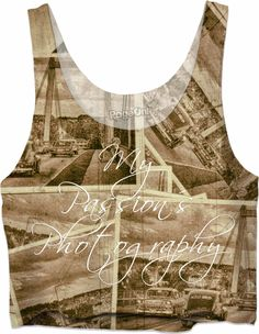 Check out my new product https://www.rageon.com/products/my-passion-crop-top on RageOn!