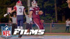Kyle Lasher Overcomes Deafness to Become High School Football Star High School Football, Ronald Mcdonald, Athlete, Nfl, Films, Presents, Baseball Cards, Game, Stars