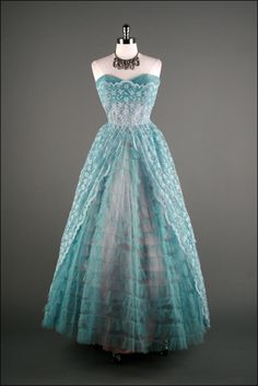 I want to live in a time period where people still wear dresses like this