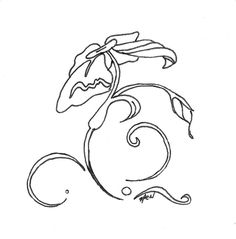 Image result for art nouveau daisy