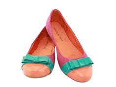 Sapatilha Cap Toe Rosa/Coral, R$59.90 + frete grátis.    Para verificar a numeração e efetuar a compra é só entrar em contato pelo e-mail: vendas@sapatilhashop.com.br