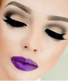 Dresses for Women - Shop the Latest Styles Makeup Goals, Love Makeup, Hair Makeup, Dramatic Eyes, Eye Make Up, Septum Ring, Latest Fashion, Hair Beauty, Lipstick