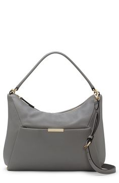 b6ad983115af Vince Camuto  Shane  Leather Shoulder Bag