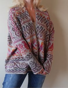Ravelry: Project Gallery for Roan pattern by Martin Storey
