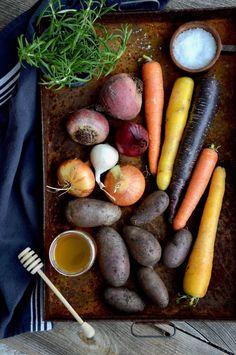 Hunajaiset uunijuurekset joulupöytään – Versoileva Carrots, Vegetables, Drinks, Food, Christmas, Drinking, Xmas, Carrot, Beverages