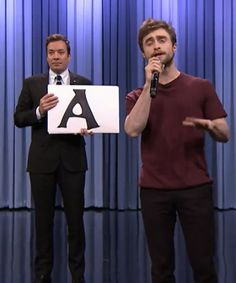 Daniel Radcliffe is apparently a rap god