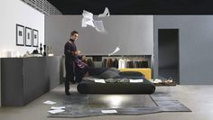 Air bed by Lago design http://www.lago.it/letto-air.html