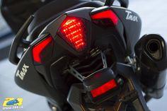 Yamaha T-Max 530 Carbon Max Feu LED