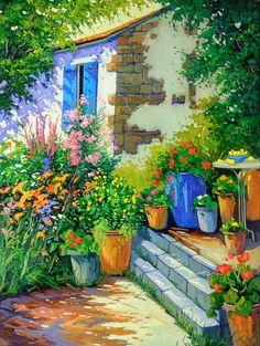 Jardin D'alleurs ~ Robert Savignac