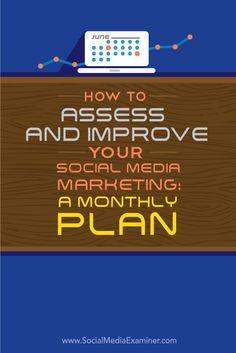 Is social media work