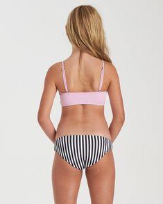 Billabong And On Tali Bikini Bottoms, Bikini Tops, High Neck Bikini Set, Swim Sets, Floral Bikini, Crop Tank, Bikinis, Swimwear, Billabong Girls
