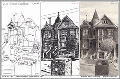 Paul Madonna illustrations
