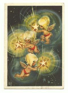 16 bästa bilderna på Evalisa Agathon Julkort Christmas cards ... 1ead2a1453