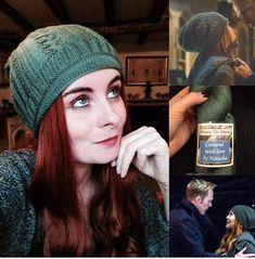 4004be085df Wanda hat pdf knitting pattern Scarlett Witch avengers infinity war cosplay